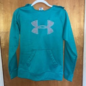 Under Armour Logo Pullover Hoodie